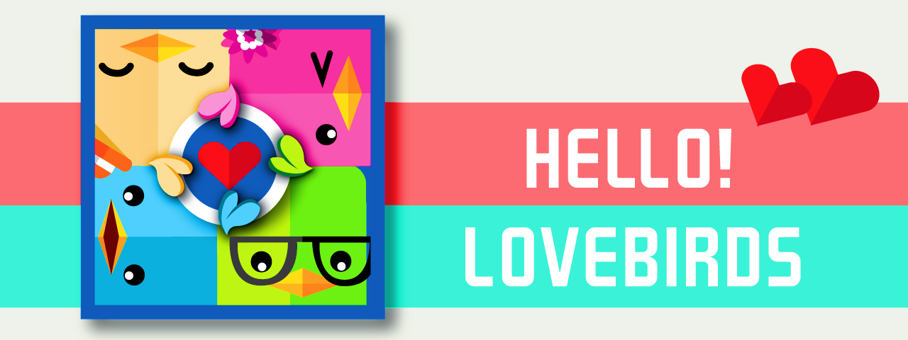 Hello! Lovebirds | Orange Sheep Games